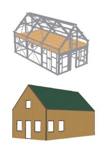 61845813 - Building Model