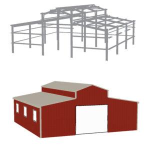 62729477 - Building Model