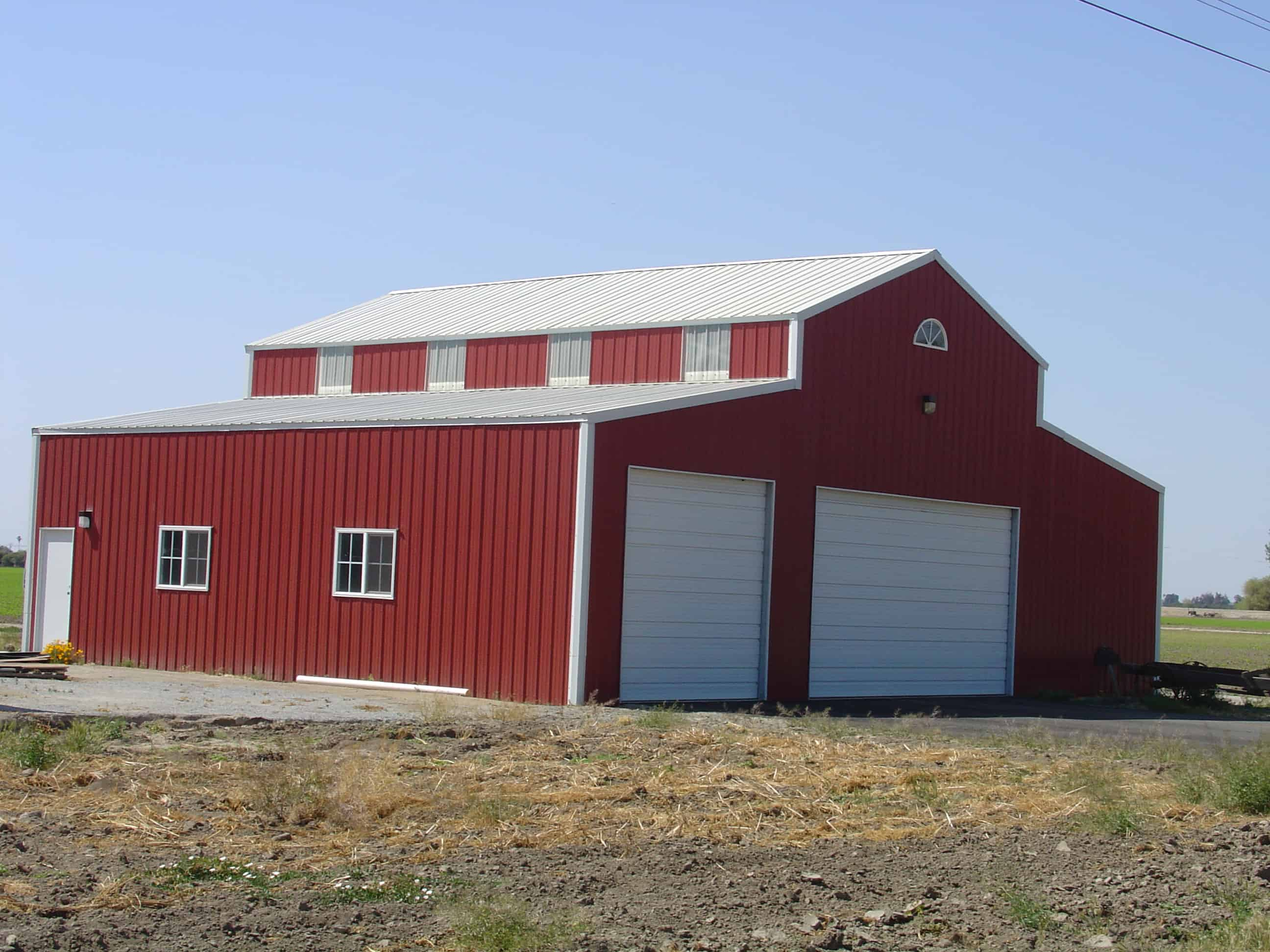 American barn style examples for Barn style buildings