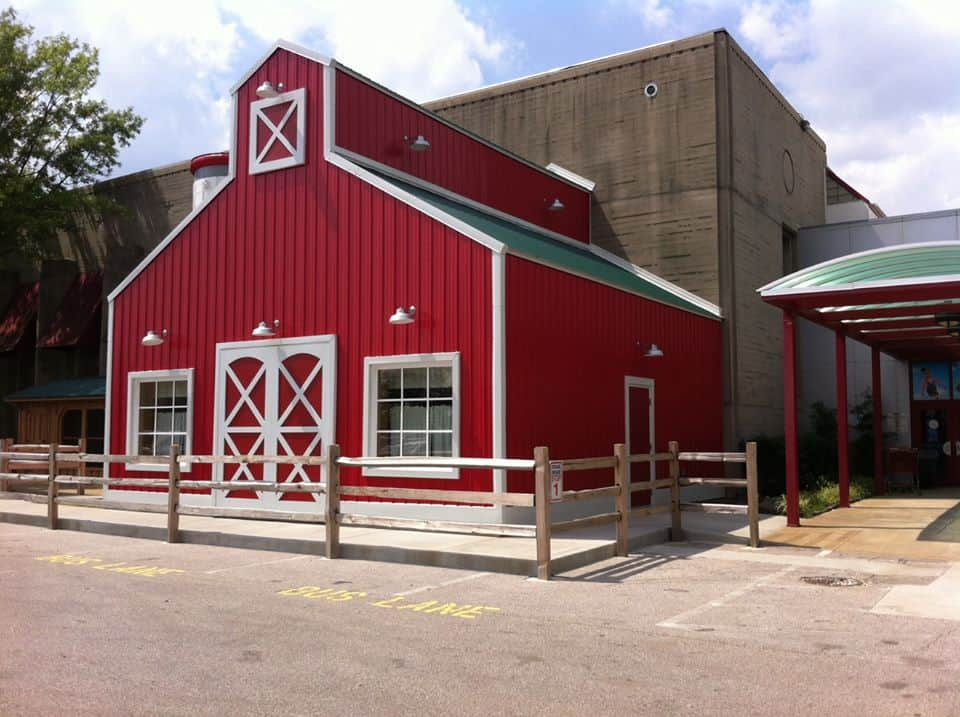 American Barn Style Examples