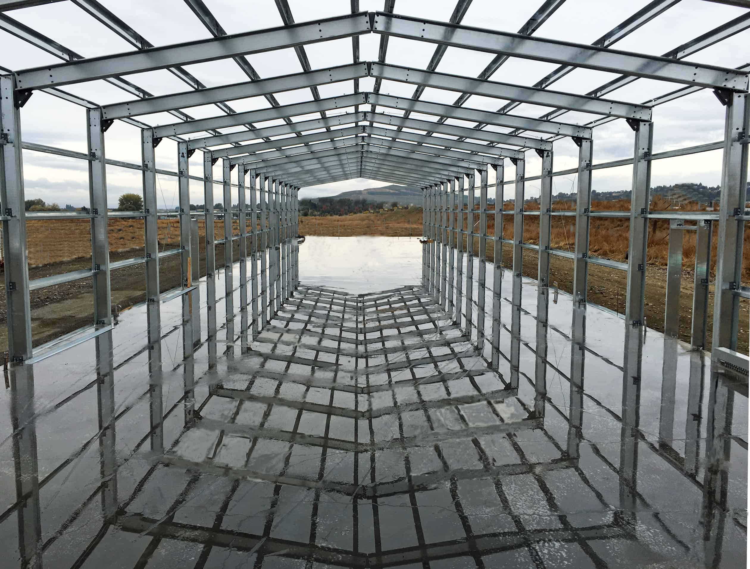 CSC Building Systems – Light Gage Steel Buildings and Components