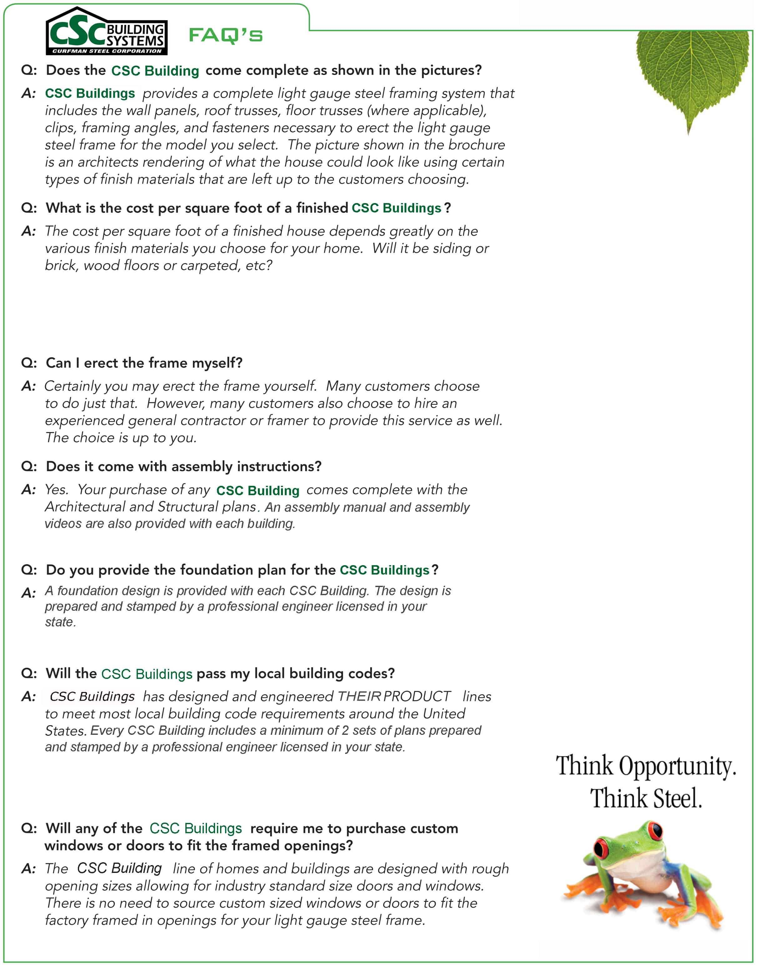 FAQ pg1